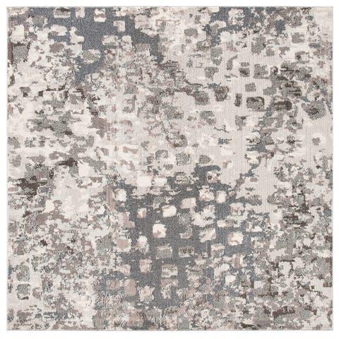 SAFAVIEH Madison Gudlin Modern Abstract Watercolor Rug