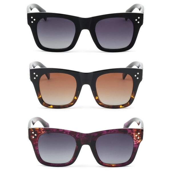 2d099c024df9 PRIVE REVAUX The Kennedy Handcrafted Designer Sunglasses For Men  amp  Women