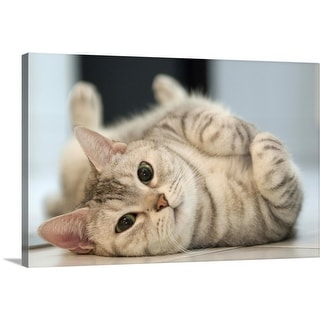 """""""Rolling in the kitchen"""" Canvas Wall Art"""