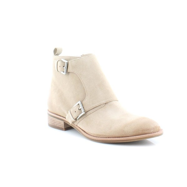 Michael Kors Adams Ankle Boot Women's Boots DK Khaki