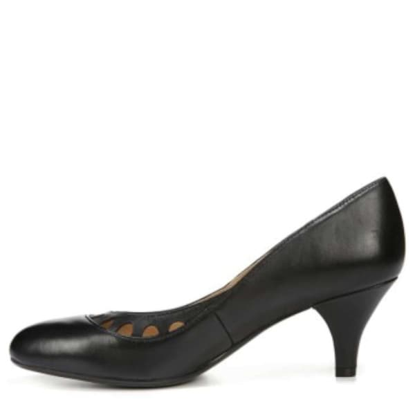 Naturalizer Womens Dagley Leather Closed Toe Classic Pumps
