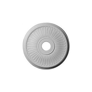 "Ekena Millwork CM20BE1 20.125"" Wide Berkshire Ceiling Medallion"