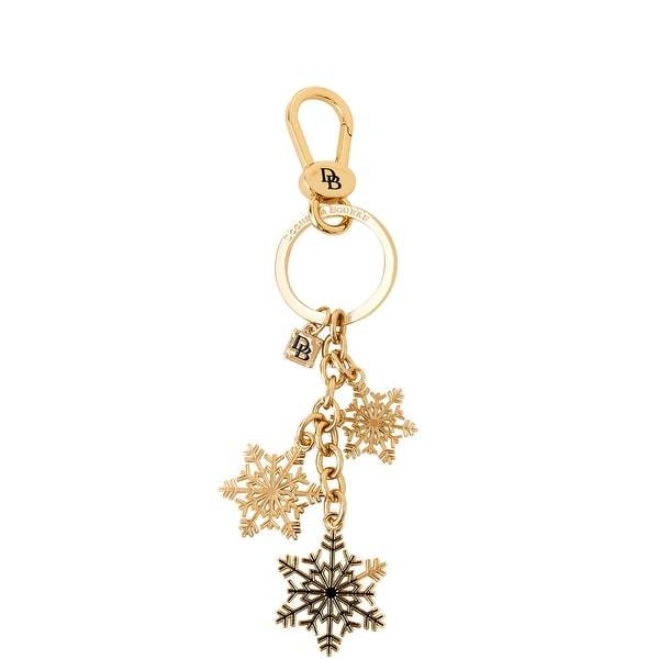 Dooney & Bourke Other Snow Flake Key Fob (Introduced by Dooney & Bourke at $48 in Nov 2016)