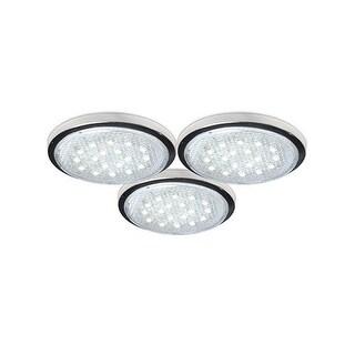 Bazz Lighting LED103 Under Cabinet LED Series Three-Light Undercabinet Fixture, with Soft White LEDs - soft white