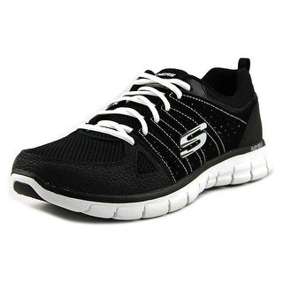 Skechers Synergy Look Book   Round Toe Synthetic  Sneakers