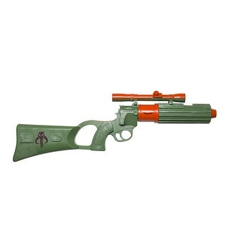 Star Wars Boba Fett Blaster Adult Costume Accessory - Green