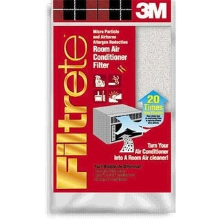 Filtrete 15x24 - cut-to-fit Filtrete Room-AC Filter by Pack of - 2