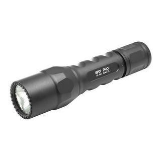 Surefire 6PX Pro Dual Output LED Flashlight, Black