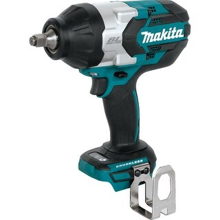 "Makita 18V LXT® Lithium-Ion Brushless Cordless High Torque 1/2"" Sq. Drive Impact Wrench, Tool Only"