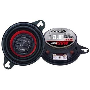 3.5'' 120 Watt Two-Way Speakers
