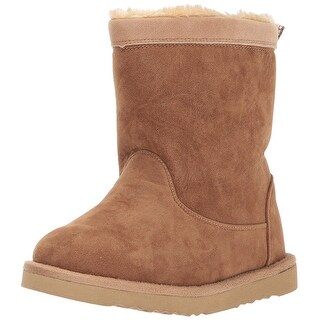 Kids Western Chief Girls makena Knee High Pull On Snow Boots