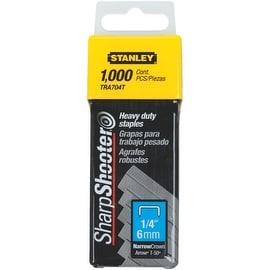 """Stanley 1/4"""" Heavy Duty Staple"""