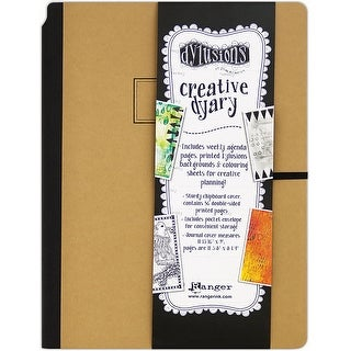 Dyan Reaveley's Dylusions Creative Dyary -Large-