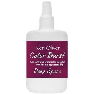 Ken Oliver Color Burst Powder 6Gm-Deep Space