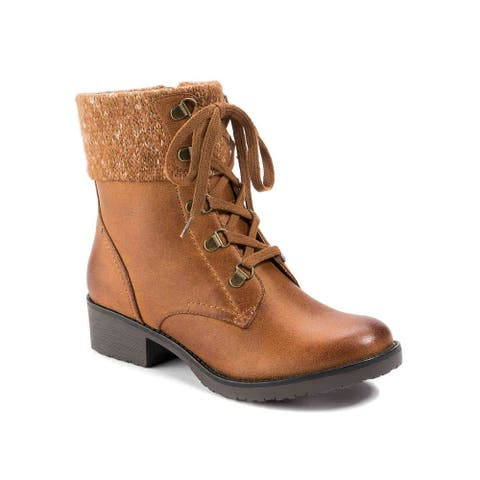 Bare Traps Womens Orley Closed Toe Mid-Calf Fashion Boots