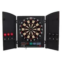 Arachnid Marauder 5.0 Electronic Dartboard Cabinet Set / EDBW660