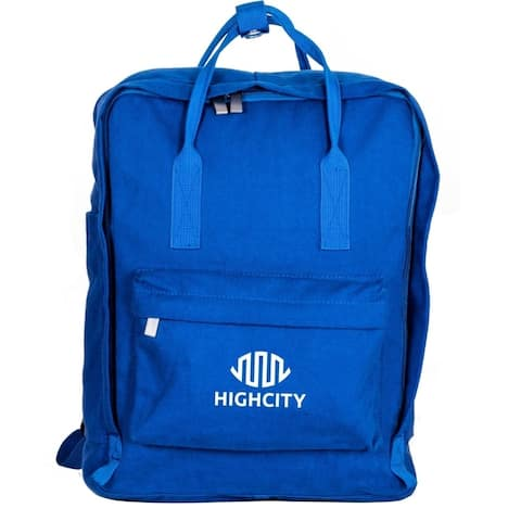 Threads Mbk002-Royal Mini Backpack With Tablet Compartment - Royal