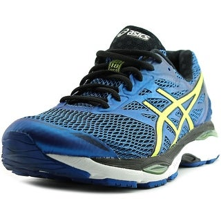 Asics Gel Cumulus 18 Men  Round Toe Synthetic Blue Running Shoe