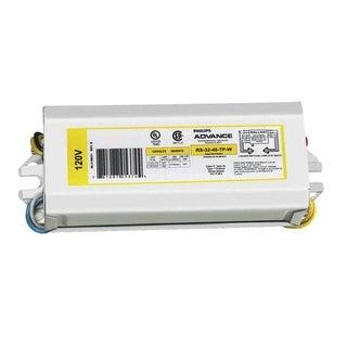 Philips RLCS140TPWI Fluorescent Light Ballast, 120 Volt