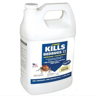 Jt Eaton 207-W1G Water Based Bed Bug Spray, Gallon