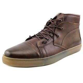 Joe's Saffron Men Round Toe Leather Sneakers
