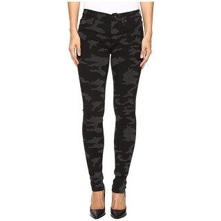 Hudson Jeans Nico Mid-Rise Super Skinny Jeans Pants - 32