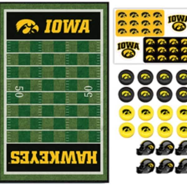 Masterpieces 41517 CLC Iowa Checkers Puzzle