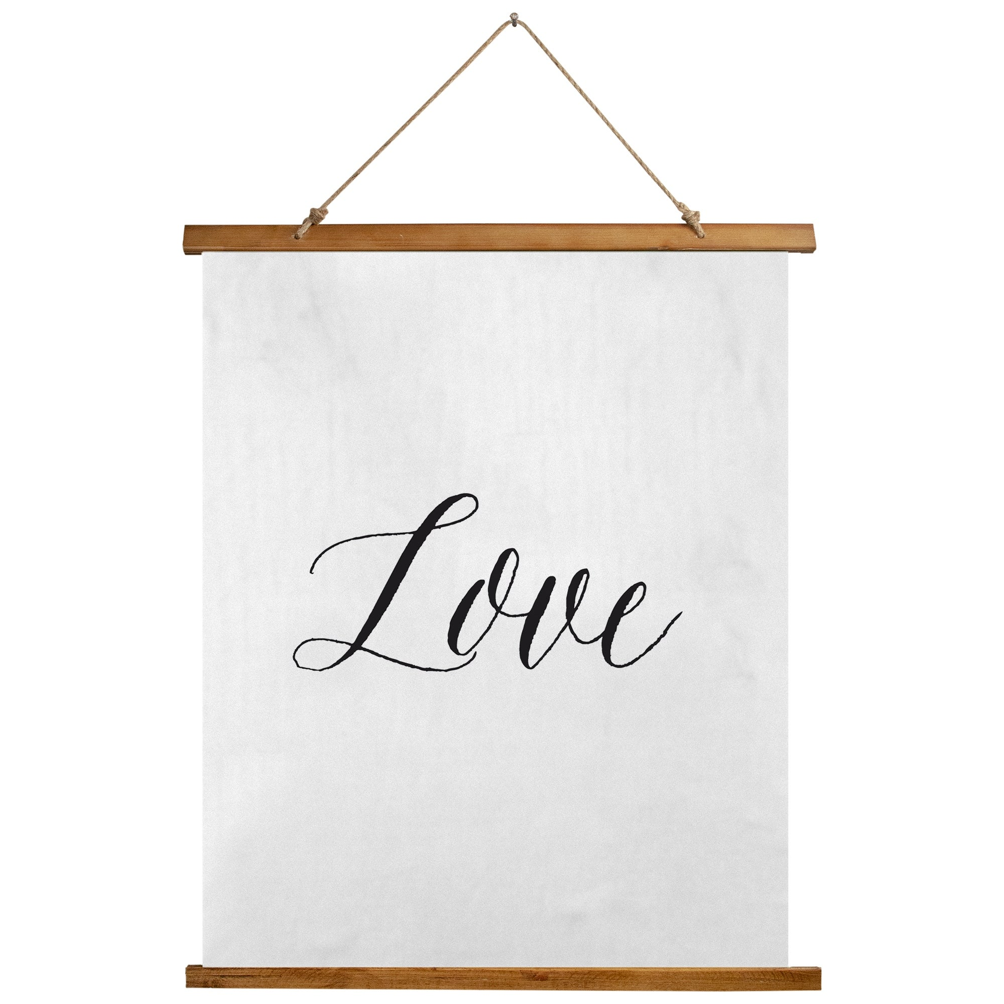 Love Scroll Tapestry By Kavka Designs 26x36 On Sale Overstock 31288354
