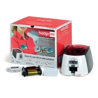 Badgy - B12u0000rs - 100 Id Printer
