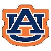 Auburn Tigers Mascot Area Rug