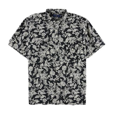 Ralph Lauren Mens Oxford Button Up Shirt