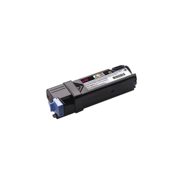 Magenta 1 // Pack Dell Toner Cartridge Standard Yield 1200 Page Laser
