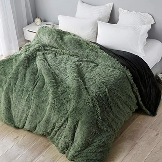 Link to Are You Kidding? - Coma Inducer Duvet Cover - Loden Frost/Black Similar Items in Duvet Covers & Sets