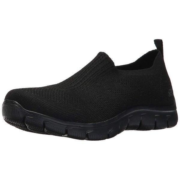 b177c86e44fc2 Shop Skechers Sport Women's Empire Clear As Day Sneaker,Black,8 M Us ...