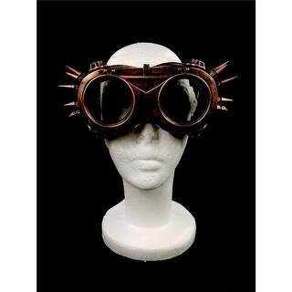 Kayso SPM041BR Spiked Binocular Lenses Can Open & Close, Bronze