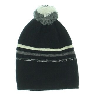 Verloop Winter Hat Pom Striped - o/s