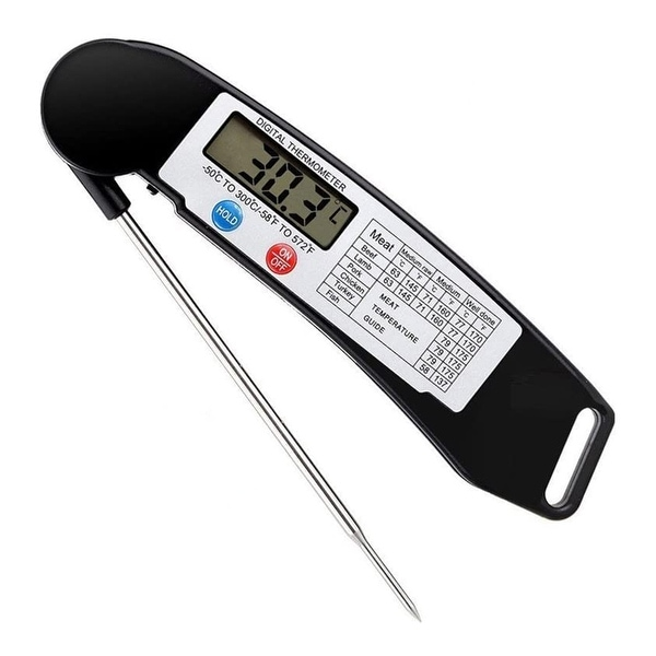 Digital Meat Thermometer Digital Instant Read Food Cooking Thermometer. Opens flyout.
