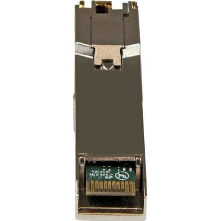 Startech.Com Msa Compliant 1000Base-Tx Sfp - Gigabit Copper Sfp Transceiver