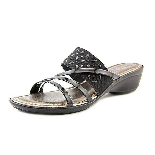 Easy Street Atessa Women Open Toe Synthetic Slides Sandal