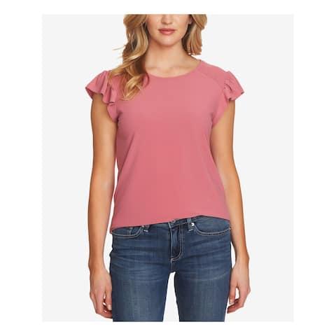 CECE Womens Pink T-Shirt Top Size: M