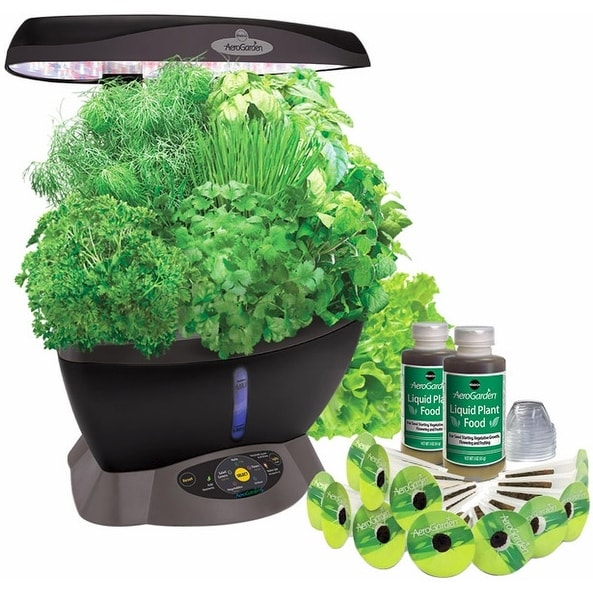 Shop Miracle-Gro 901016-1200 Hydroponic Grow System - Free ...