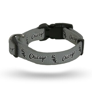 Chicago White Sox Pet Collar Size L