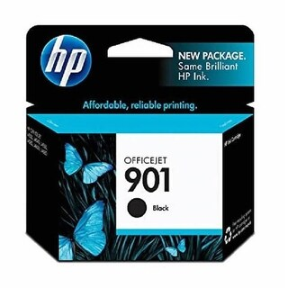 HP 901 Black Original Ink Cartridge CC653AN - N/A