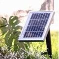 Sunnydaze Bubbling Pot Solar On Demand Outdoor Fountain with LED Light - Thumbnail 9