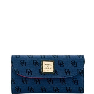 Dooney & Bourke Madison Signature Continental Clutch (Introduced by Dooney & Bourke at $118 in Jul 2016)