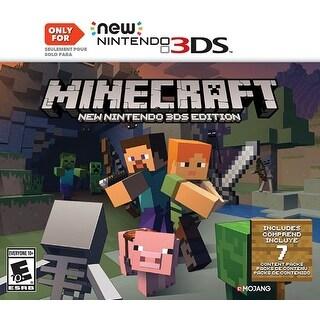 Minecraft - Nintendo 3DS