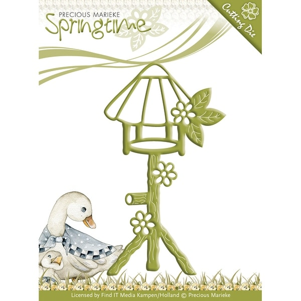 Find It Trading Precious Marieke Springtime Die-Bird Feeder