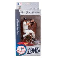 """MLB 6"""" Derek Jeter (New York Yankees) 1996 World Series SportsPicks Figure - multi"""