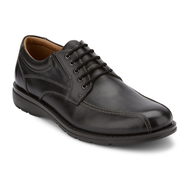 Dockers Mens Trustee 2.0 Leather Dress Casual Oxford Shoe