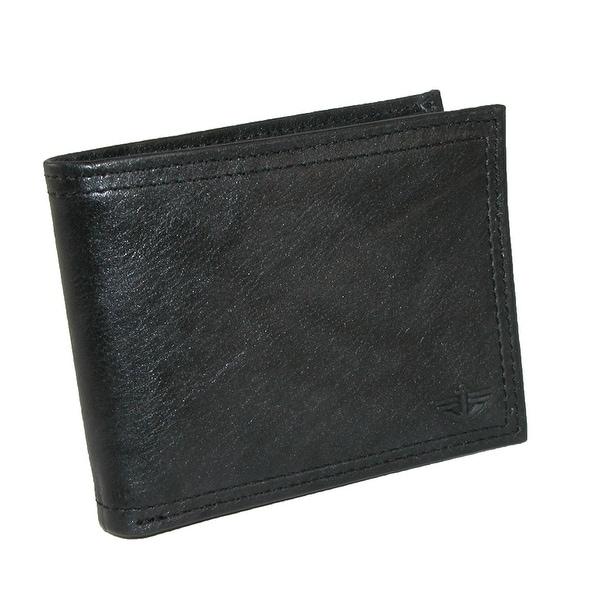 Dockers Men's Leather Pocketmate Billfold Wallet - One size